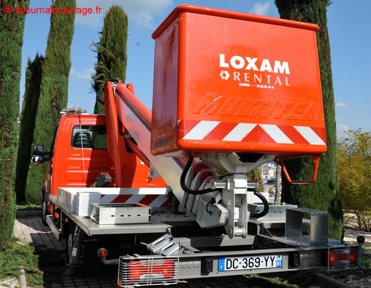 Loxam finalise son rachat de hertz en france et en espagne - Loxam le pontet ...