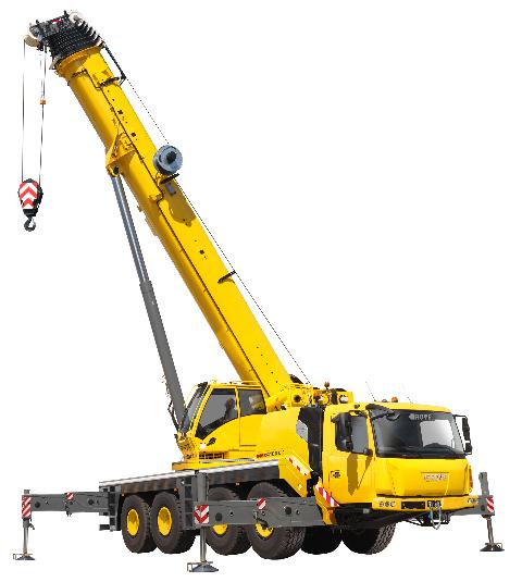 GMK4100L-1 working