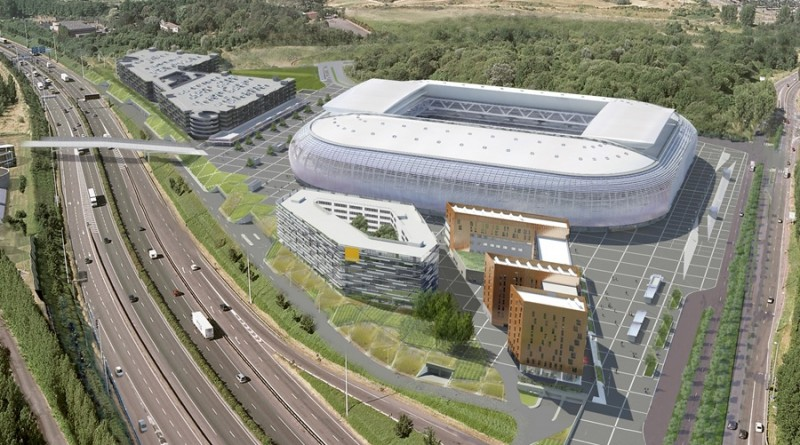 Orange :projet immobilier Grand Stade