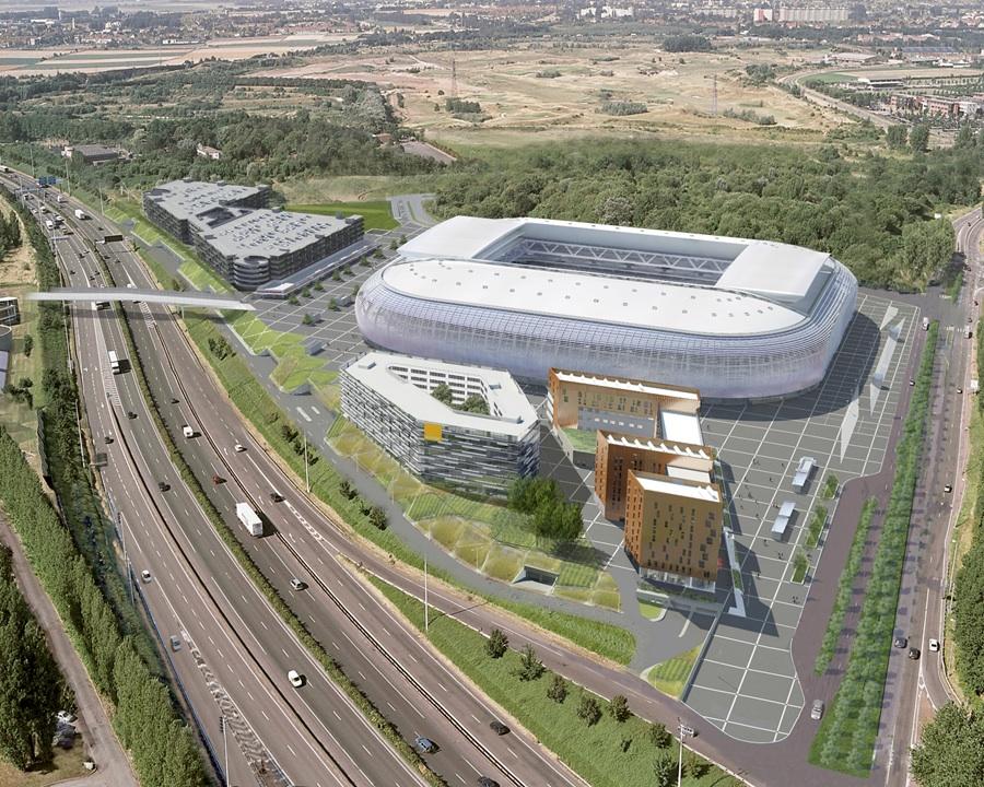 Orange :projet immobilier Grand Stade