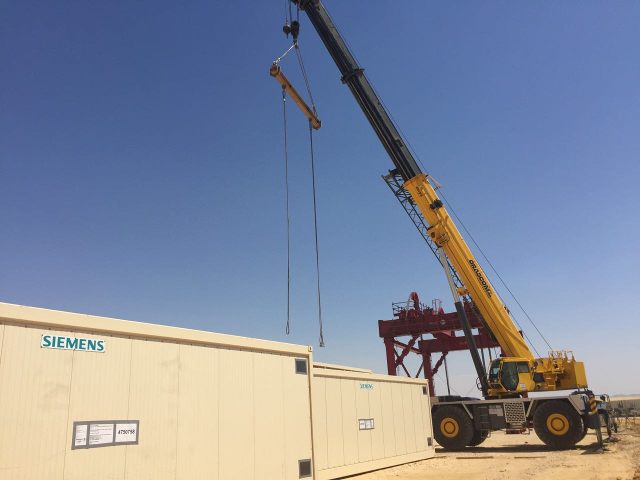 Orascom Construction adds 24 Grove rough-terrain cranes to its fleet -2