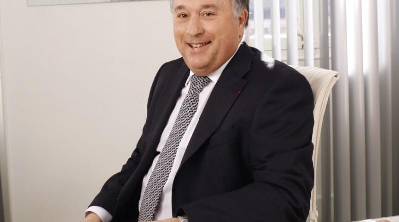 Jean-Claude Fayat, directeur general du Groupe Fayat.