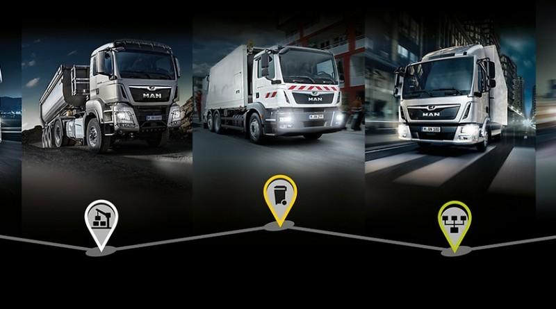 MAN:trucks