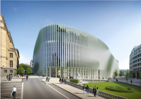 Eiffage:BNP Bruxelles© Baumschlager Eberle, Styfhals & Partners et Jaspers-Eyers Architects - copie