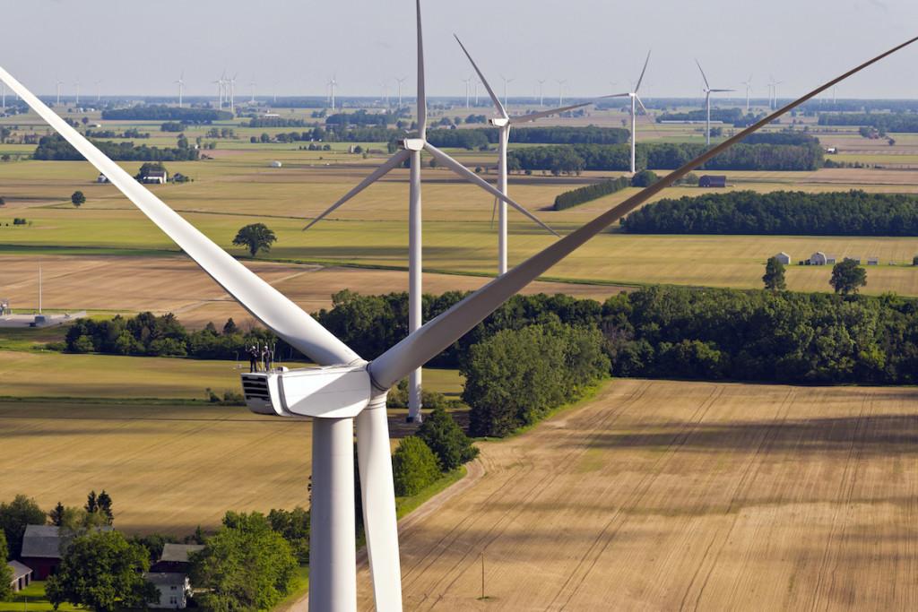 L'éolien veut être un acteur de la relance
