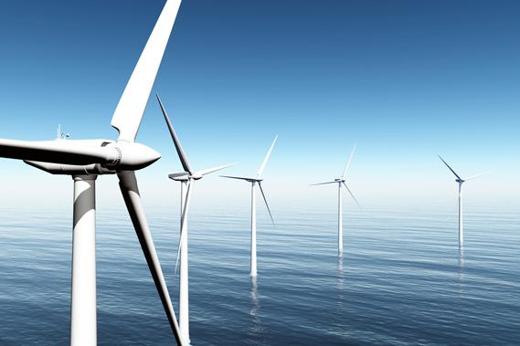 Eiffage et Engie Solutions remportent un contrat pour le parc éolien off-shore de St-Brieuc