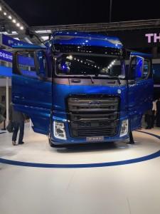 Le nouveau camion Ford Trucks