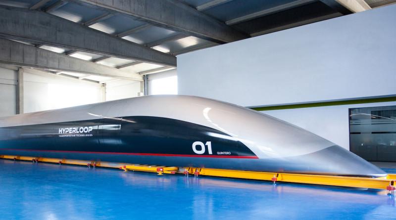 HyperloopTT Capsule unveil - copie