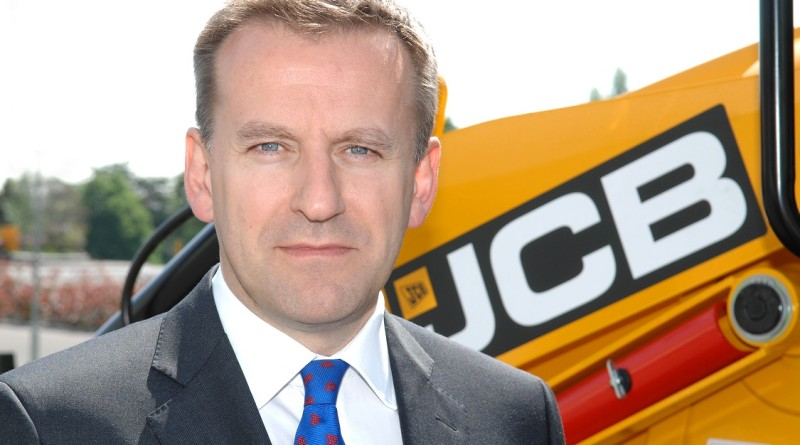 JCB Chief Executive Officer Graeme Macdonald 2