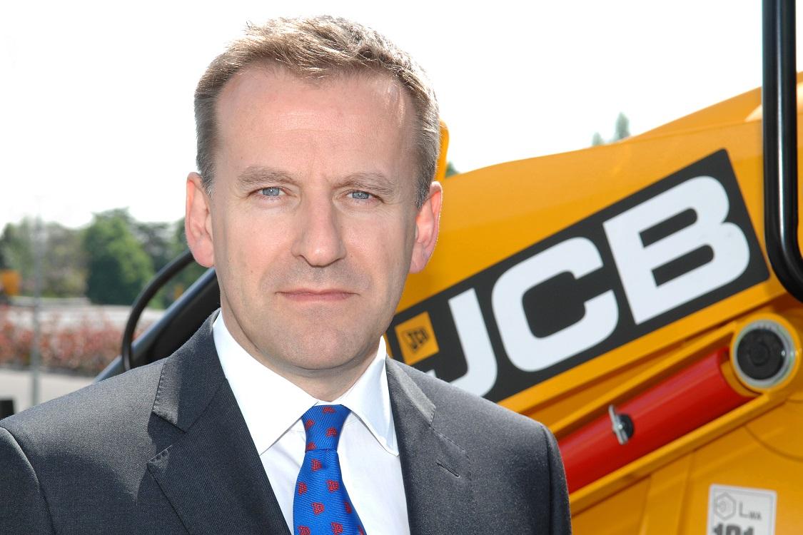 JCB Chief Executive Officer Graeme Macdonald 2