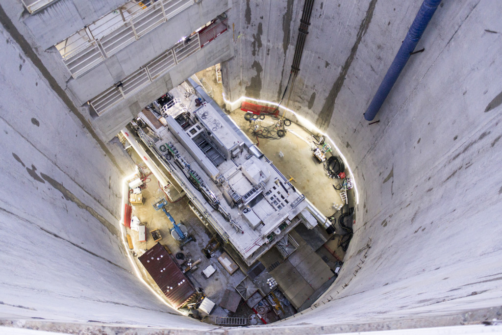 Grand Paris: dix nouveaux tunneliers arrivent !