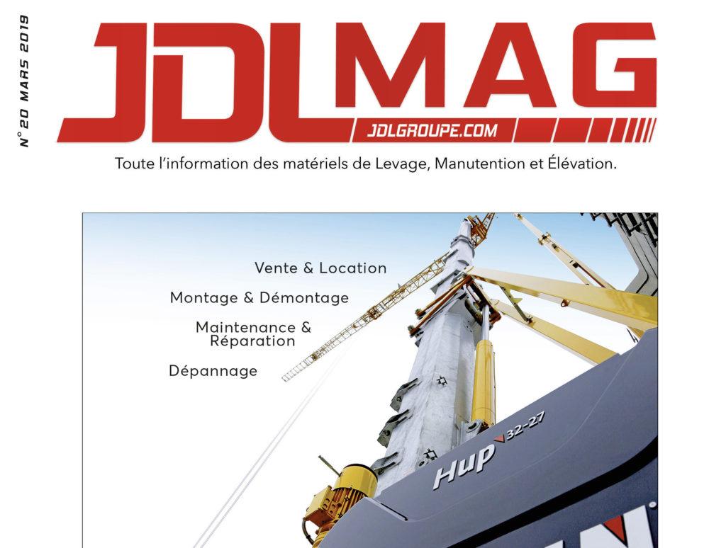 Découvrez la dernière édition du JDL MAG 20