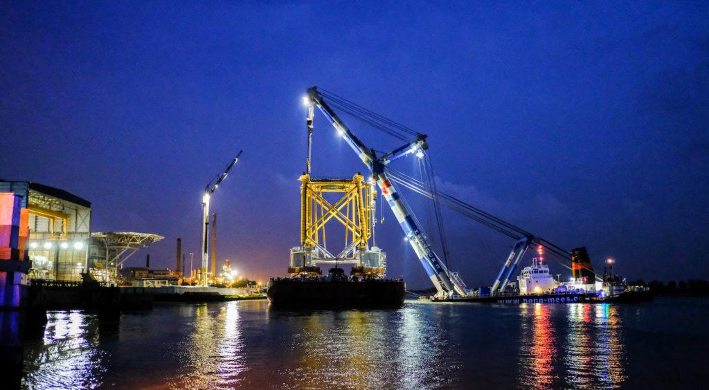 Eiffage remporte un contrat majeur dans l'éolien off-shore