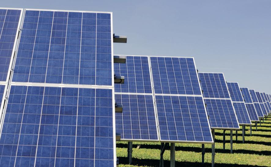Une centrale solaire de 5MW en projet dans la Vienne
