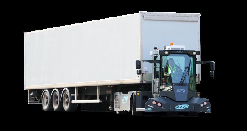 Gaussin annonce une commande  de 150 véhicules Full Elec