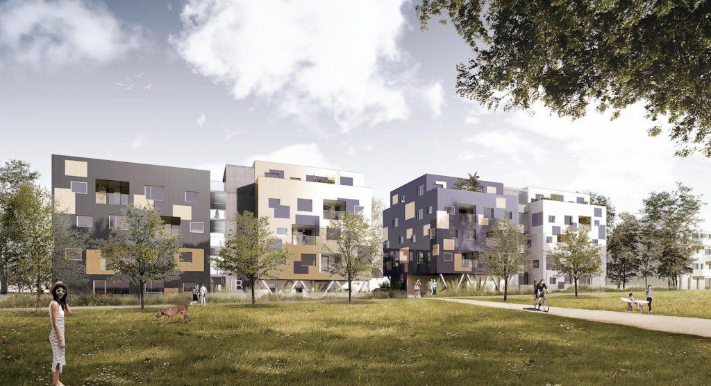 Eiffage Construction se diversifie dans la construction modulaire