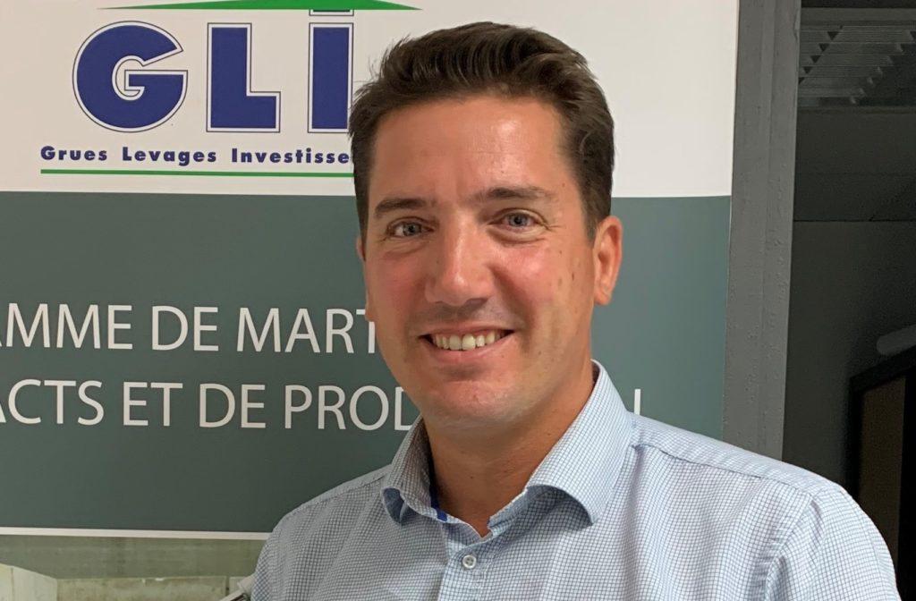 Benjamin Richard nouveau Directeur Général Adjoint de GLI