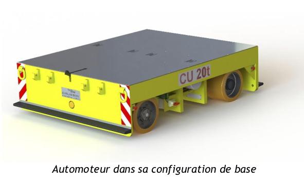 JDL Expo : le nouvel automoteur spécial nucléaire Gaussin Manugistique