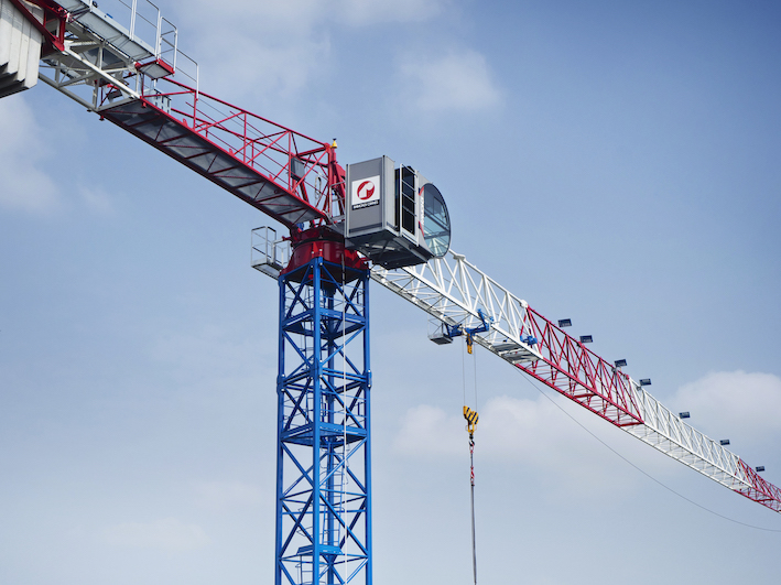 JDL Expo : GPMAT International et la MRT 159 de Raimondi Cranes