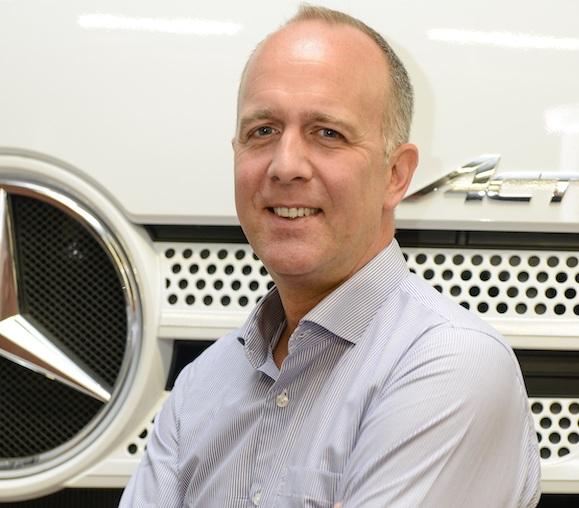 Sébastien Henry, nouveau  Directeur Général de Mercedes-Benz VI de Lyon