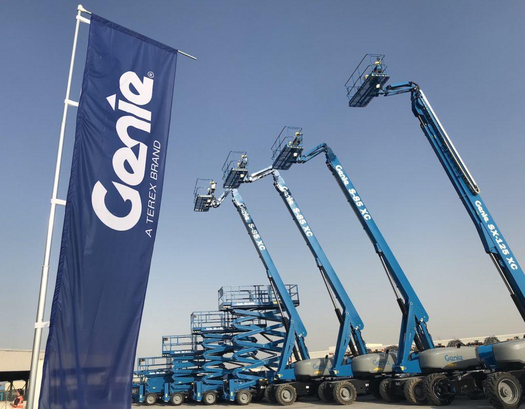 Genie ouvre son premier centre de distribution au Moyen-Orient