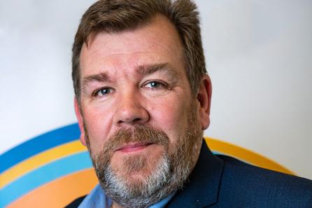 Peter Douglas, nouveau PDG de l'Ipaf