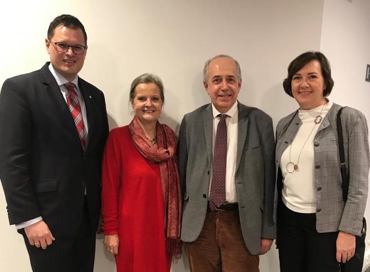La FNTR conforte sa position à Bruxelles
