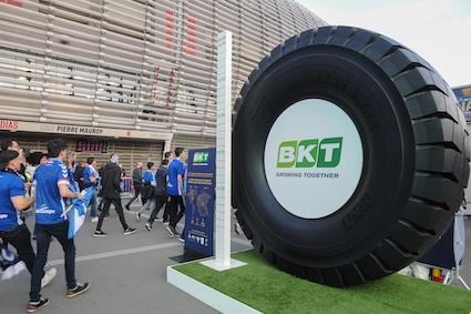 Après la Coupe de la Ligue, BKT marque en Ligue2!