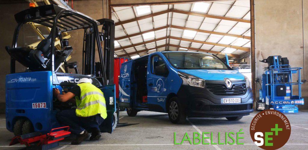 Accès Industrie rejoint le label SE+