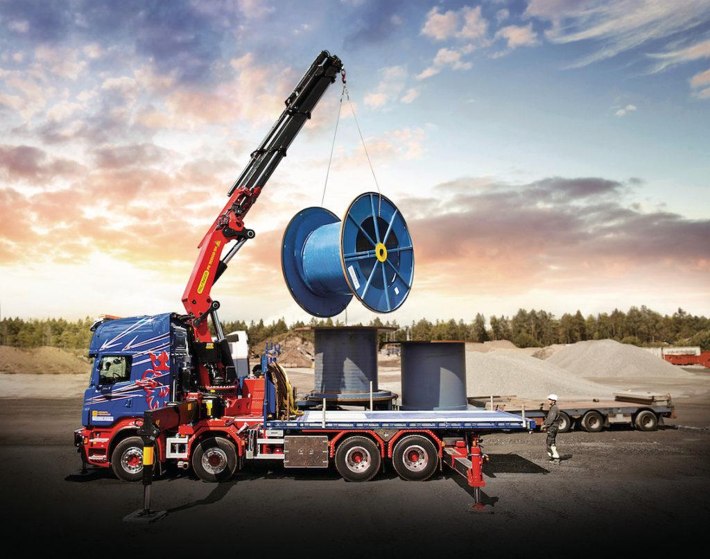Palfinger augmente son chiffre d'affaires à 1,75 milliards d'euros