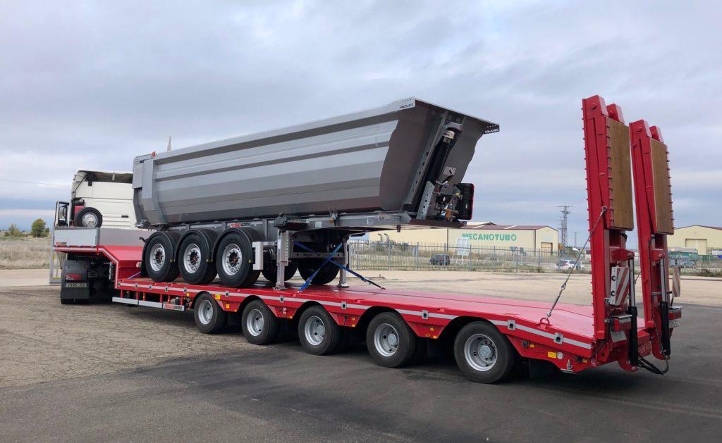 De nouveaux véhicules Rojo Trailer pour la France