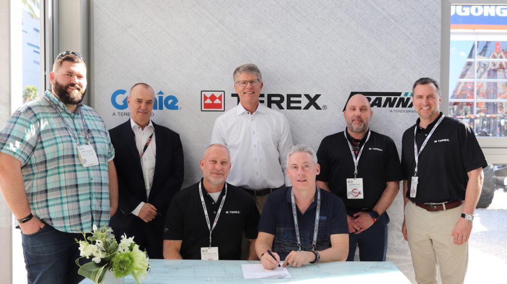 16 nouvelles grues à tour Terex au Canada