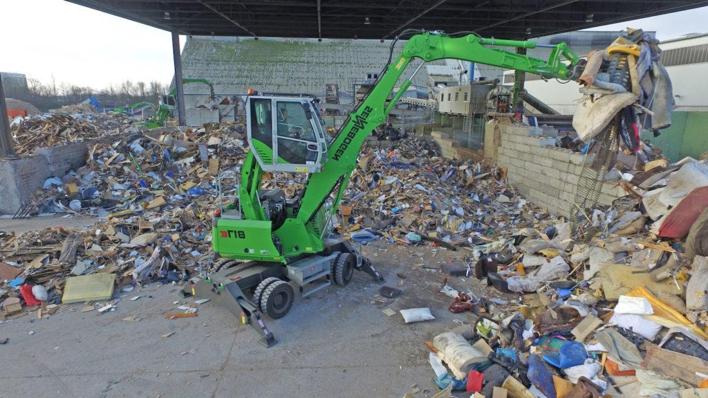 Recyclage : 625 millions d'euros d'investissements en 2019