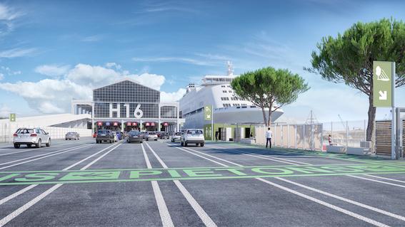Les travaux de la future gare maritime de Marseille attribués