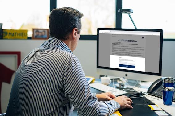 L'e-signature proposée pour les contrats Scania