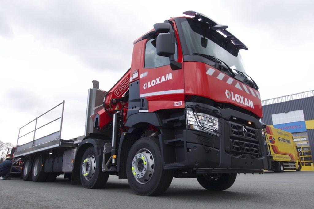 Guisnel développe des véhicules plus sécurisés pour Loxam