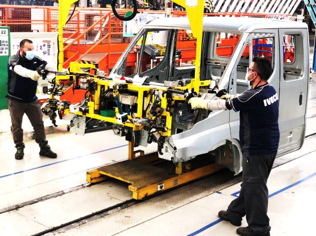 CNH Industrial annonce la fermeture temporaire de certaines usines