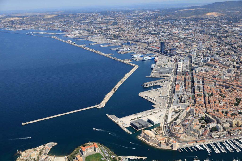 Le port de Marseille Fos maintient ses 57 millions d'€ d'investissement