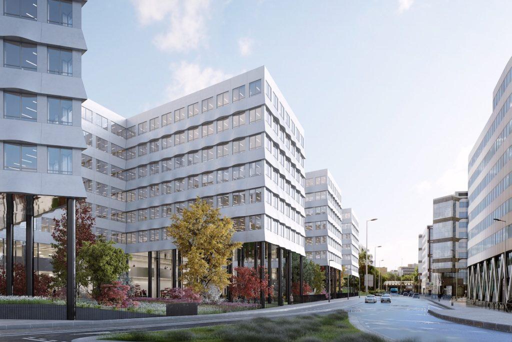Eiffage va construire un ensemble immobilier de 49000m2