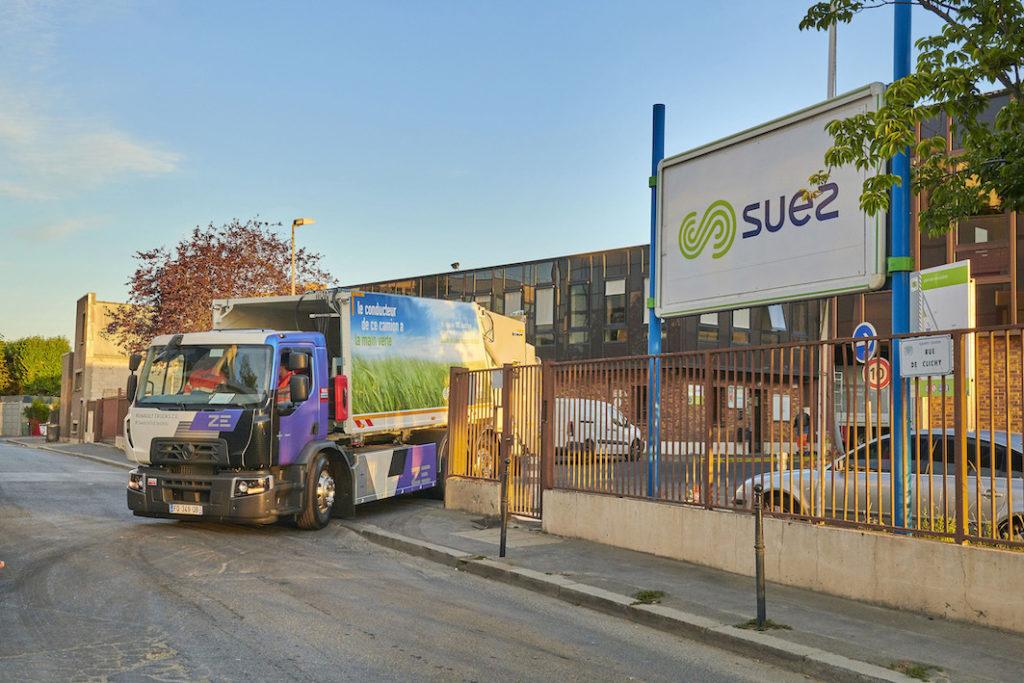 Suez met en place une collecte de déchets 100% électrique