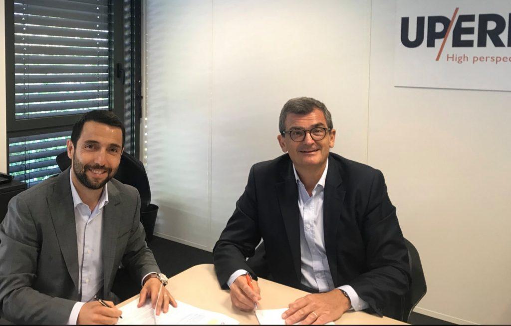 Potain renouvelle le contrat de distribution avec Uperio