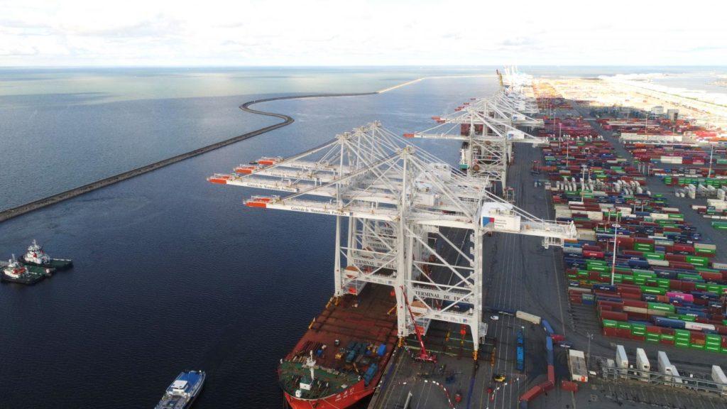 Le nouveau siège d'Haropa fixé au Havre