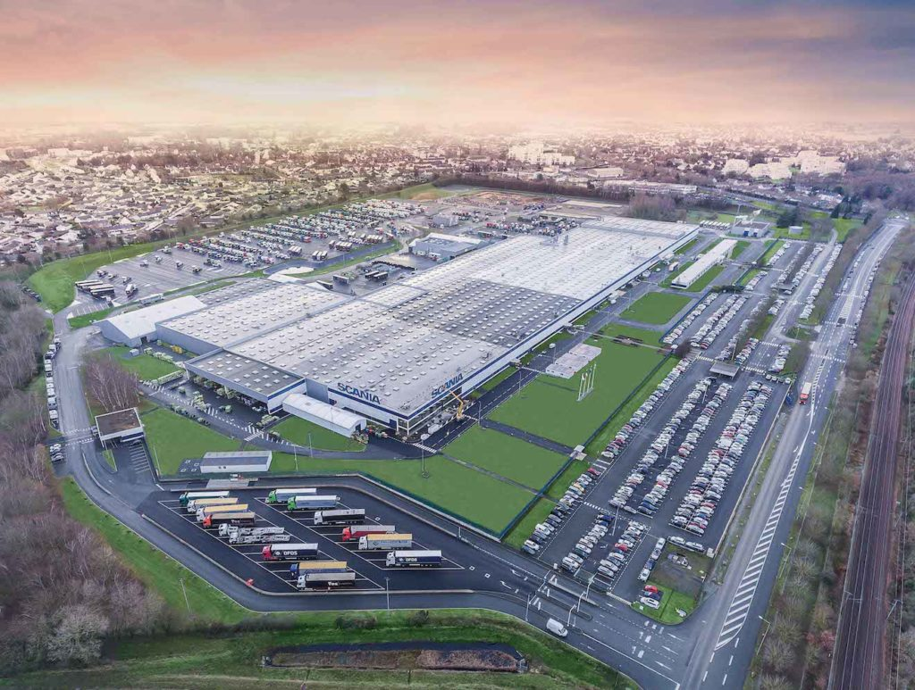 Le site de Scania Angers va augmenter ses capacités de production
