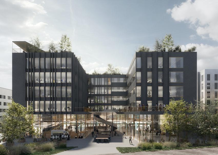 L'immobilier, la nouvelle activité du groupe NGE