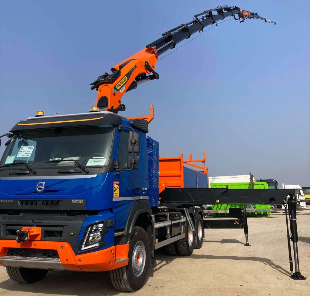 Une nouvelle PK58002 Tec7 arrive chez Timber'Up