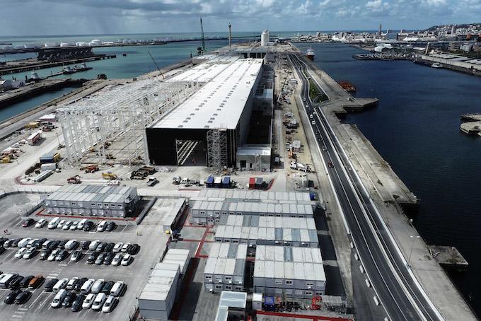 Le Port du Havre poursuit ses investissements pour l'éolien offshore