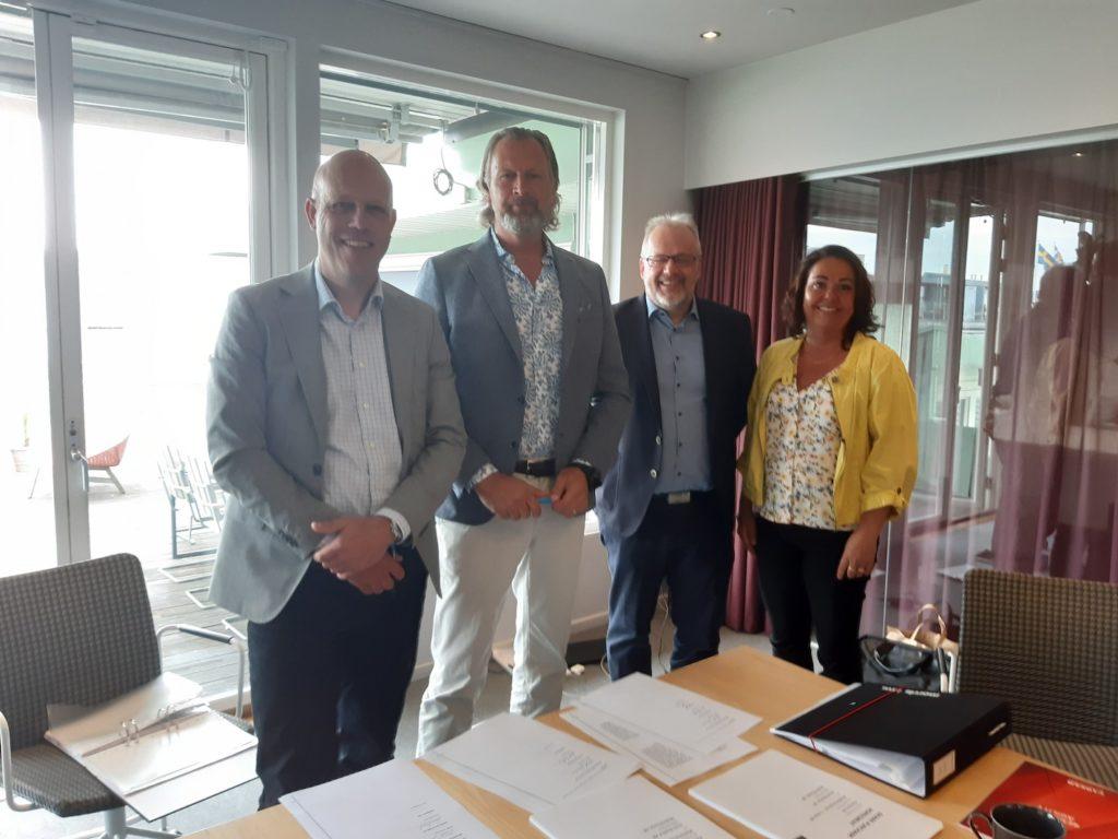 Loxam consolide ses positions en Suède