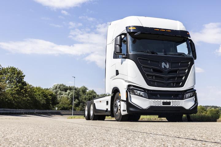 A Ulm, Iveco et Nikola inaugurent leur usine de production de véhicules électriques